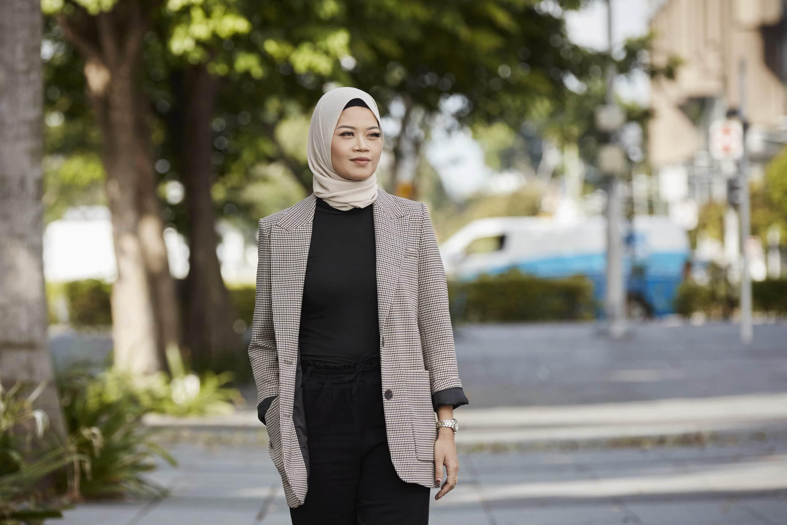 Huda Mohd Sa'ad, Corporate Secretary, Singapore, North-East
