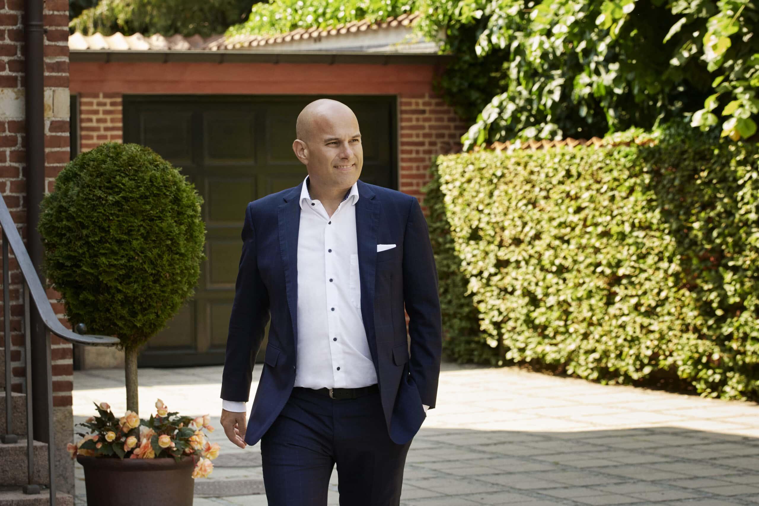 Martin Høyer-Hansen, Group CEO, North-East